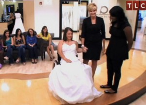Last Night The Southern Version Of Hot Wedding Dress Reality Show Say Yes To Atlanta Featured A Bride In Wheelchair Woman Who Was